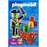 Playmobil Jeu pirate fantôme 7969