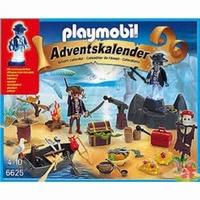 Playmobil Calendrier de l'avent Ile des pirates 6625