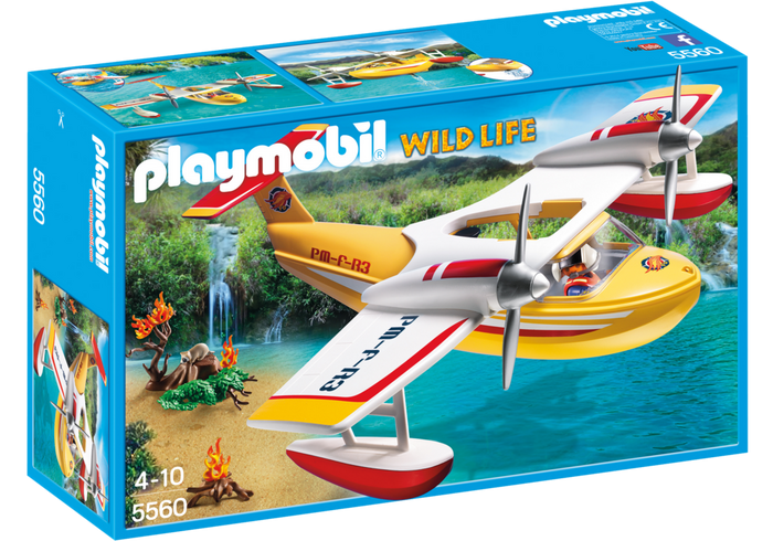 Playmobil Hydravion de sauvetage 5560