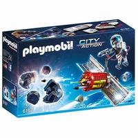 Playmobil Satellite avec laser et météroïde 6197