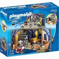 Playmobil Coffre trésor des chevaliers 6156