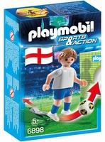 Playmobil Footballeur Anglais 6898