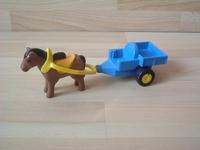 Cheval et charrette