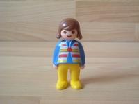 Femme pantalon jaune