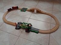 Circuit train brio électrique