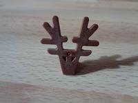Emblème cerf