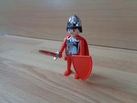 Chevalier chromé neuf