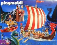 Playmobil Vikings campement 5003