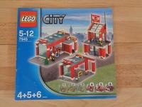 notice lego 7945-4-5-6 en l'état