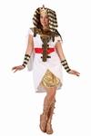 Deguisement costume Egyptienne Cléopâtre SUR PLACE
