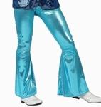 Deguisement Disco Pantalon bleu RECUPERATION SUR PLACE