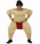 Deguisement costume Sumo RECUPERATION SUR PLACE UNIQUEMENT