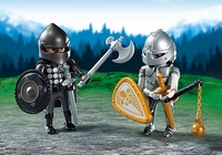 Playmobil Duo chevaliers 6847