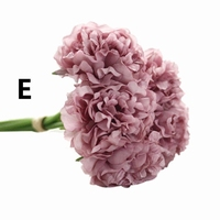 Bouquets de fleurs décoration (x2)