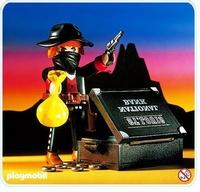 Playmobil Bandit 3814