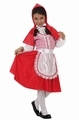 Deguisement costume Chaperon rouge 7-9 ans