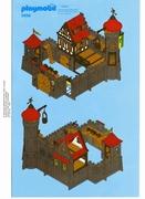 3666 Château fort pont-levis
