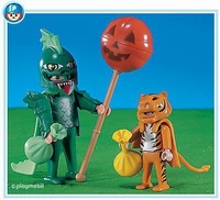 Playmobil Dragon et tigre 3026