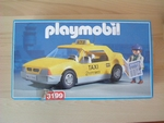 Playmobil Taxi conducteur 3199