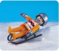 Playmobil Champion de luge 3796
