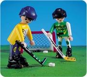 Playmobil Hockeyeurs rollers 3869