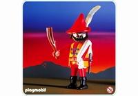 Playmobil Brigand 3633  (boite abîmée)