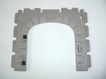 Mur pour grande porte