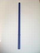 Poteau bleu 39 cm pour support trapèze