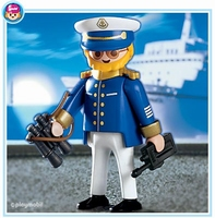 Capitaine jumelles 4642