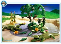 Playmobil Famille d'alligators 3229