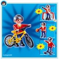Playmobil Multisport garçon 4948