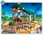 Playmobil Parc animalier 3243