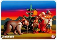 Playmobil Troupe de tziganes ours 3632