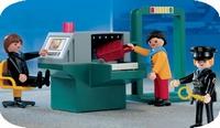 Playmobil Policiers détecteurs 3172