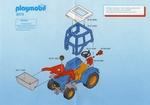 3073 Tracteur remorque