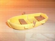 Barque jaune