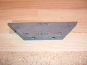 Plancher gris foncé 4 côtés
