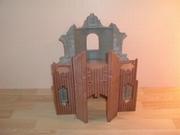 Ruines château barbares Neuf sans boîte