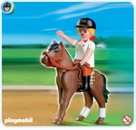 Playmobil Ecuyère 4191