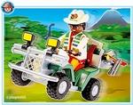 Playmobil Quad d'expédition 4176