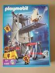 Playmobil Tour d'assaut 4441 (boite un peu abîmée)