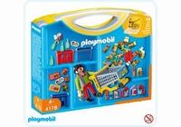 Playmobil Valisette Cliente 4178