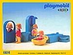 Playmobil Salle de bain 6614