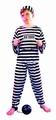 Deguisement costume Bagnard Prisonnier 7-9 ans