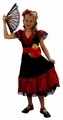 Deguisement costume Danseuse Espagnole 4-6 ans
