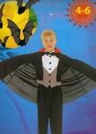 Deguisement costume Vampire 4-6 ans