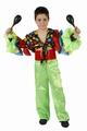 Deguisement costume Danseur rumba 10-12 ans