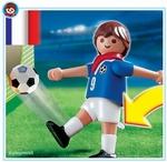 Playmobil Footballeur Français 4710