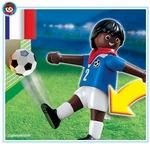 Playmobil Footballeur Français 4711
