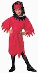 Deguisement costume Diablesse 8-10 ans